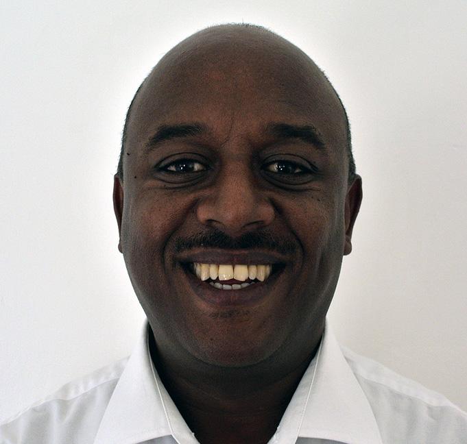 Daniel Tsegaye